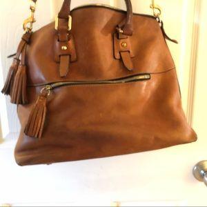 Dooney & Bourke Bags - Dooney & Bourke Florentine Leather Handbag